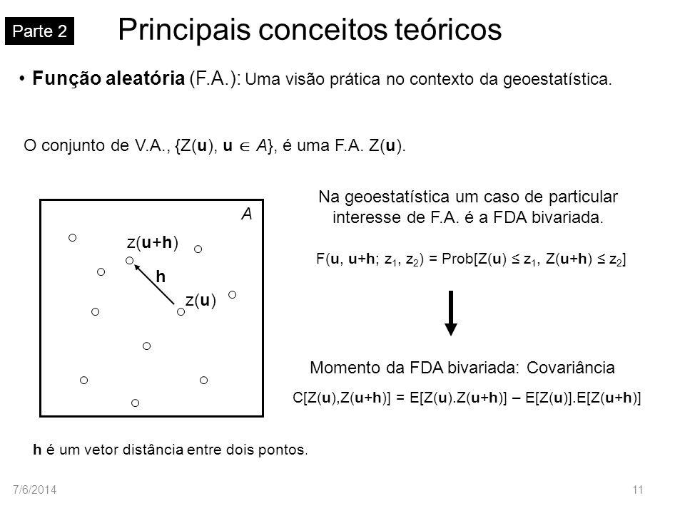 F(u, u+h; z1, z2) = Prob[Z(u) ≤ z1, Z(u+h) ≤ z2]